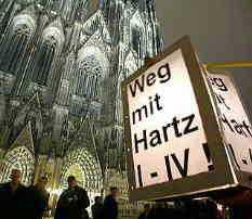 wegmithartziv - Hartz IV: Trotz Arbeit mit ALG II aufstocken