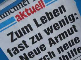 hartzkrankenhaus - Hartz IV: Mietkaution-Anrechnung verfassungswidrig
