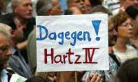 dagegen - Hartz IV: Solidarität mit Erwerbslosen-Initiative