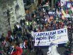55.000 Menschen bei Demos in Berlin und Frankfurt