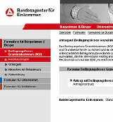 ba faelschung - Initiative fälscht Bundesagentur Internetseite