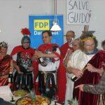 Hartz IV Betroffene besetzen FDP-Büro