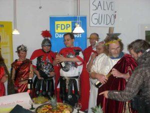 fdp hartz iv 300x225 - Hartz IV Betroffene besetzen FDP-Büro