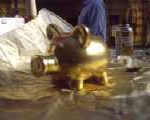 Goldenes Sparschwein für Hartz IV Behörde