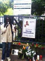 mahnwache hartz iv - Warum wurde Christy Schwundeck getötet?