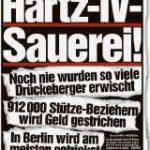 Parteiübergreifender Aufruf gegen Hartz IV Strafen
