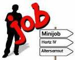 minijob altersarmut 150x120 - Minijob-Grenze wird auf 450 Euro angehoben