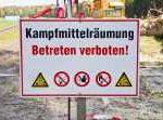 Behörde schickte Hartz IV-Bezieher ins Bombenfeld