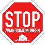 zwangsauszug 150x150 - Protest gegen Zwangsräumung wirkt