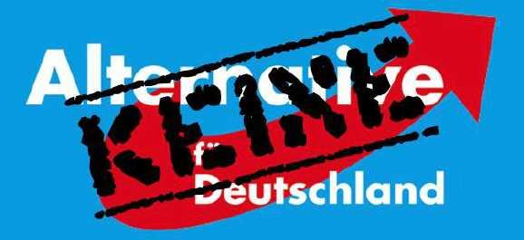 """alternative fuer deutschland - """"Alternative für Deutschland"""" gegen Hartz IV?"""