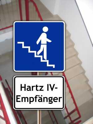 bildung hartz - Hartz IV-Bezug dauert häufig lange