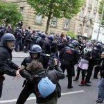 blockupy frankfurt 150x150 - Getreten, geprügelt und mit Giftgas bekämpft