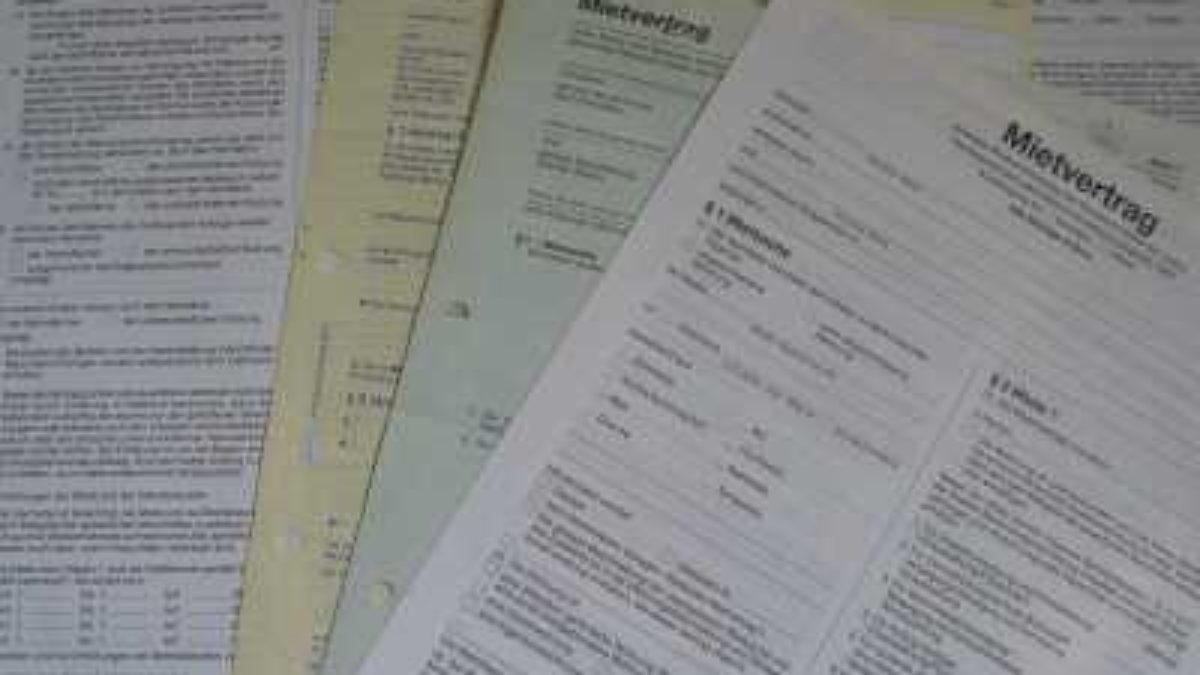 ᐅᐅ Vorlagen Formular Vermieterbescheinigung 9