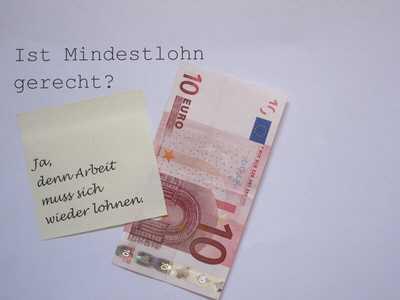 mindestlohn debatte - BA fordert Ausnahmen beim Mindestlohn