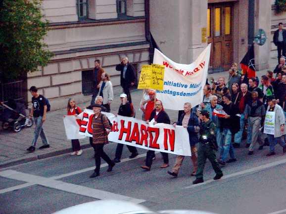 anti hartz4 demo - Hartz IV: Wieder rechtswidrige Mietobergrenzen