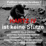 hartz4 petition 150x150 - Anhörung zur Petition gegen Hartz IV Sanktionen