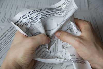 eingliederungsvereinbarung erwerbsfaehigkeit - Hartz IV-Anträge: Widersprüche werden bestraft