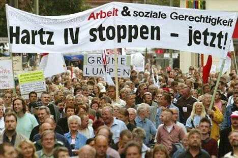 gegen hartz demo - Aktionstag gegen Schikane in Jobcentern
