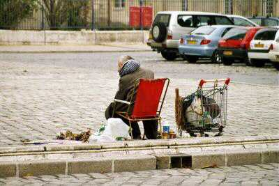 obdachlos bochum - Obdachlose sind dem Virus vollkommen schutzlos ausgeliefert