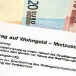 Wohngeld soll ab 2016 drastisch erhöht werden