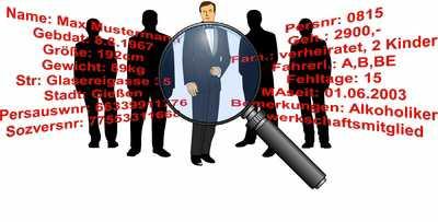 datenabgleich jobcenter - Hartz IV: Jobcenter dürfen Daten schnüffeln