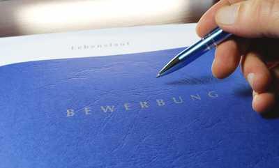 bewerbung handschriftlich - Erstattung von handschriftlichen Bewerbungen