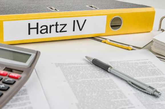 Hartz Vier Auszahlung