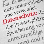 Datenschutz-Verstoß bei Vermieterbescheinigungen