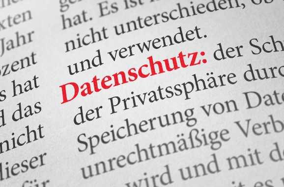 datenschutz mietbescheinigungen - Datenschutz-Verstoß bei Vermieterbescheinigungen