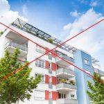 Balkon-Verbot für Hartz IV Bezieher