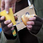 Obdachloser: Bankraub, um ins Gefängnis zu kommen