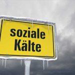 soziale kaelte 150x150 - Hartz IV: Viel zu wenig Unterkunftskosten