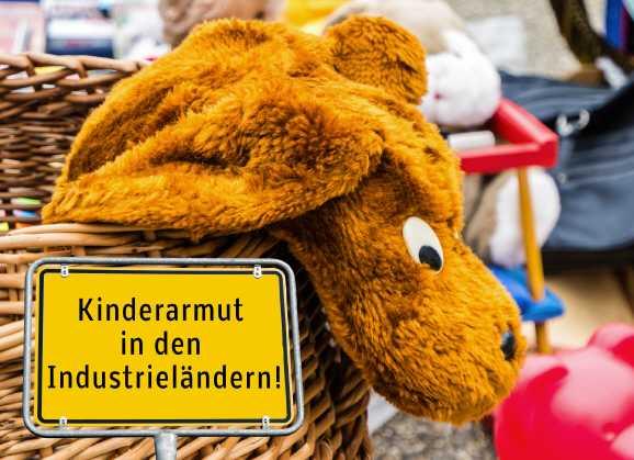 kinderarmut hilfswerk - Hartz IV-Kinderregelsatz viel zu niedrig