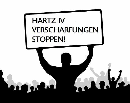 stopp hartz4 - Bundesweite gegen Aktionen gegen Hartz IV