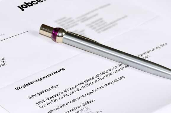 rechtswidrige eingliederungsvereinbarung - Hartz IV: Eingliederungsvereinbarung rechtswidrig