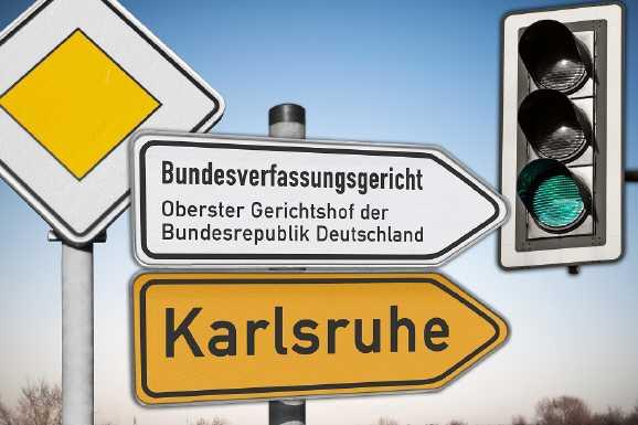 bundesverfassungsgericht1 - Bundesverfassungsgericht prüft Hartz IV-Sanktionen