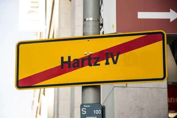 revision hartz4 580 - LINKE: SPD soll Hartz IV abschaffen