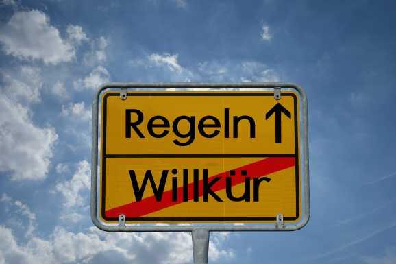 willkuer datenschutz - Jobcenter fordert Hartz IV-Leistungsverzicht!