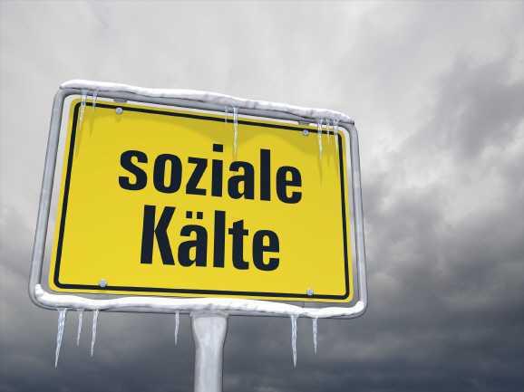 soziale kaelte 580 - 2018 sollen Hartz IV-Bezieher hungern oder arbeiten