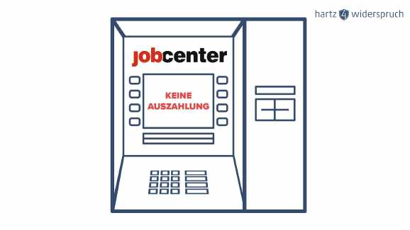 atm logo - Jobcenter missachtet das Gericht