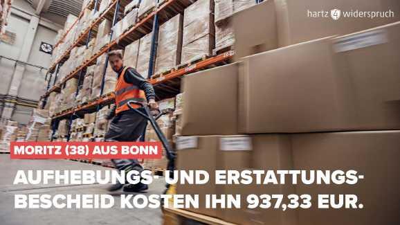 moritz logo - Hartz IV: Jobcenter fordert unberechtigt 1000 EUR