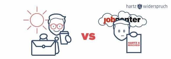arbeit vs hartz4 koop - Arbeit in Vollzeit oder Hartz IV?