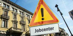 jobcenter 12 300x150 - Hartz IV Bezieher müssen mit Jobcenter sprechen