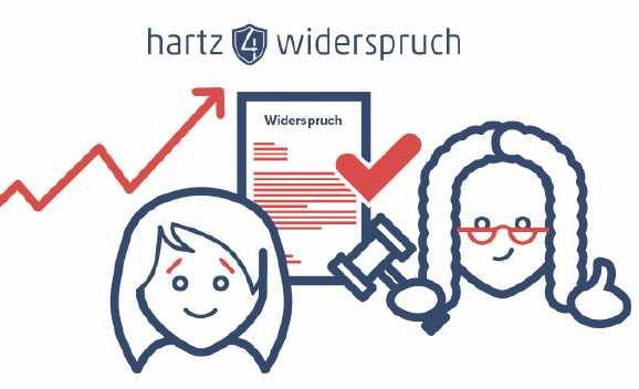 kw50 siegquote h4w - Hartz IV Widersprüche erfolgreich wie nie