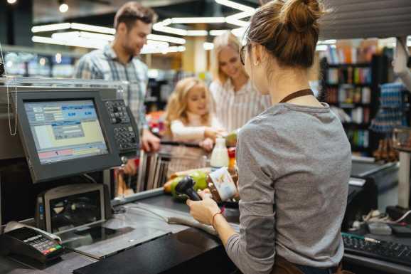 hartz iv supermarkt - Hartz IV Auszahlung im Supermarkt