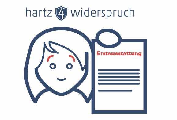 Hartz IV: So Anträge auf Erstausstattung stellen