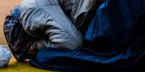 Etwa 10 Prozent aller Hartz IV und Sozialhilfe Beziehenden sind wohnungslos