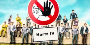 Hartz IV Weiterbewilligung fast ohne Prüfung