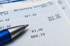 kontoauszug behoerde 226x150 - P-Konto: Ein Einzelkonto bei Ehepaaren ist besser