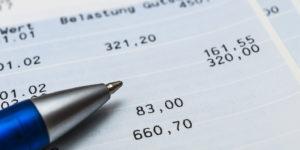 Hartz IV: Jobcenter speichern Kontoauszüge zehn Jahre - und dürfen das!